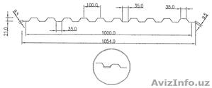 Двухъярусная линия для производства профнастилов C10 и С21 - Изображение #2, Объявление #1629872