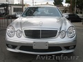 2003 Mercedes-Benz E55 AMG 4-Door Sedan